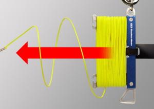 �ロープ巻き取り部形状